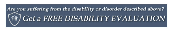 get disability benefits for your disorder